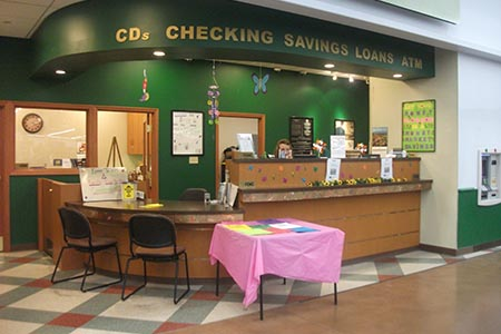 west chester walmart bank information